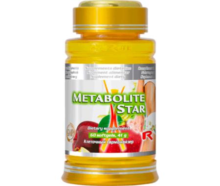 Metabolite star