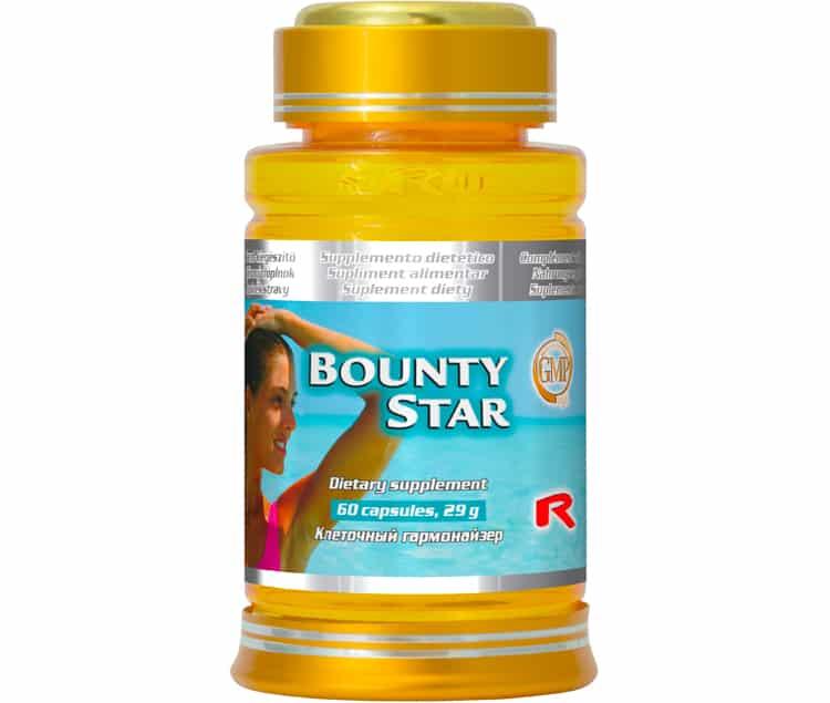 bounty star 60 kapslí