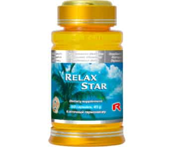 relax star 60 kapslí