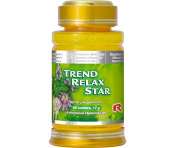 trend relax star 60 kapslí