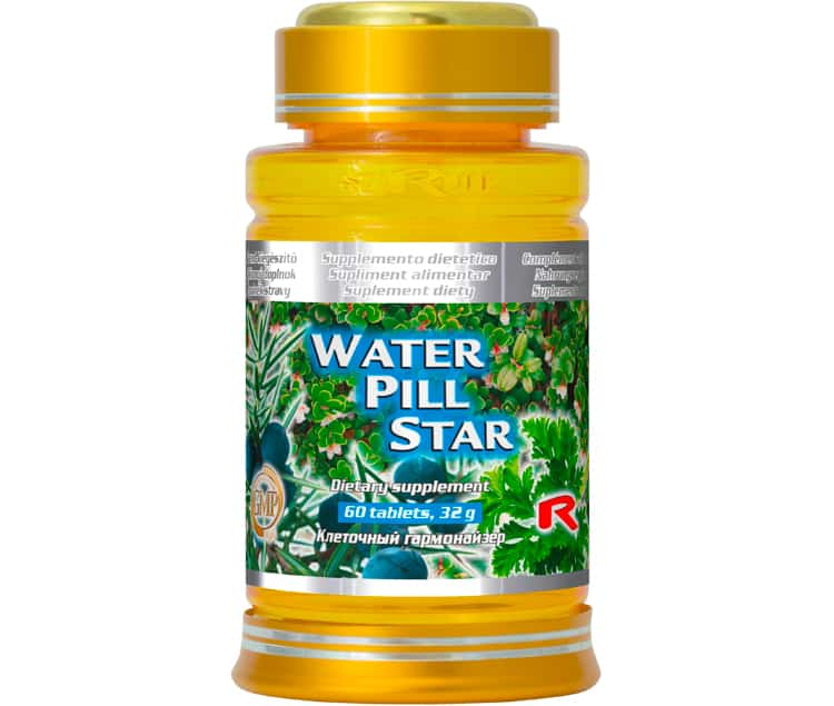 WATER PILL STAR
