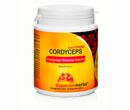 Cordyceps extra strong