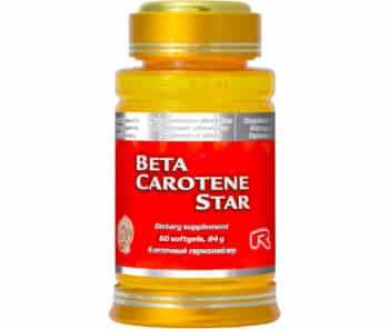 Beta carotene 60 kapslí