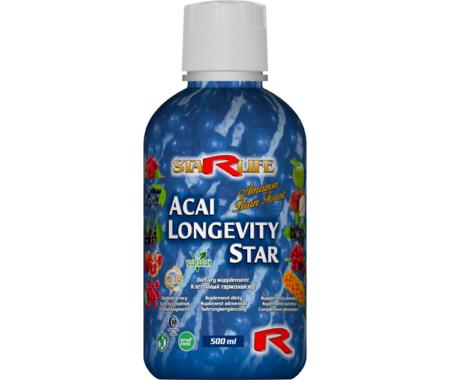 acai longevity