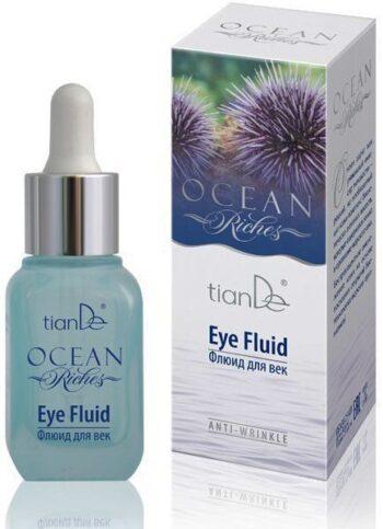 Fluid (sérum) na oční víčka Ocean Riches