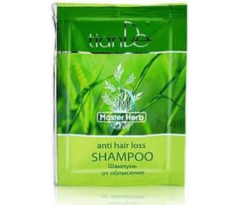 Šampón na padající vlasy