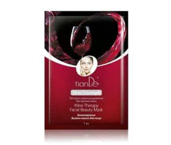 TianDe-pleťová-beauty-maska-Vinná-terapie